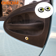 3D Sticker For Smart 451 453 450 452 454 Fortwo Forfour Crossblade City Coupe Roadster Coupe Car Interior Accessories Decoration
