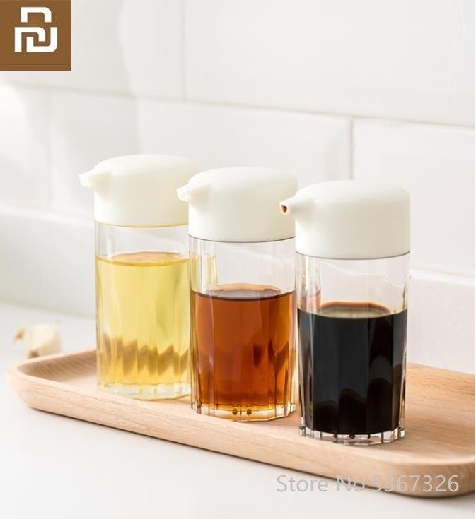 Youpin Anti-leakage Pot Small Oil Bottle Household Oil Bottle Soy Sauce Bottle Oil Pouring Artifact Kitchen Bottling
