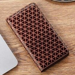 На Алиэкспресс купить чехол для смартфона grid lines genuine leather flip case for umidigi one max f1 f2 s2 s3 a3 a3s a3x a5 z2 pro x power 3 lite phone cover cases