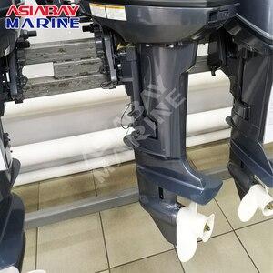 Подвесной Пропеллер для Yamaha 9.9hp 15hp 9 1/4*10, лодочный винт из алюминиевого сплава, 3 лопасти, 8 лопастей, часть судового двигателя 63V 45952 10 EL|Морской винт|   | АлиЭкспресс