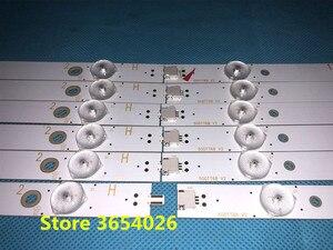 Image 3 - Комплект 12 шт./партия СВЕТОДИОДНЫЙ подсветка полосы для 50PUH6400 50PUF6061 500TT67 V2 500TT68 V2 CL 2K15 D2P5 500 D612 V1 R L