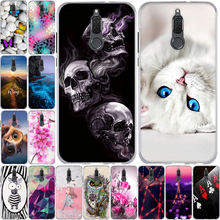 3D Case For Huawei Mate 10 Lite Case Cover Silicon for Huawe