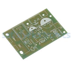 Image 3 - DC 5V 35V LM317 DIY Kit Step Down Power Supply Module AC/DC Adjustable Voltage Regulator With On/Off Switch