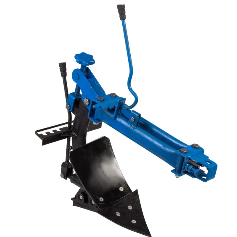 Special tiller accessories for ploughing machines, plow heads, big plowshares, turning plows, long plows