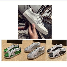 2020 New Tenis sapato Feminino Lace-up Shoes Woman Pu Leather Solid Color Female Casual Women Sneakers Cat Zapatos De Mujer(China)