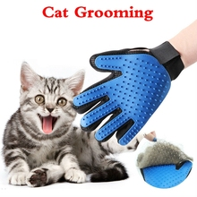 Cat Grooming Glove Combs Cleaning-Supplies Dog-Pet-Brush Dog-Accessories Dog-Bath-Cat