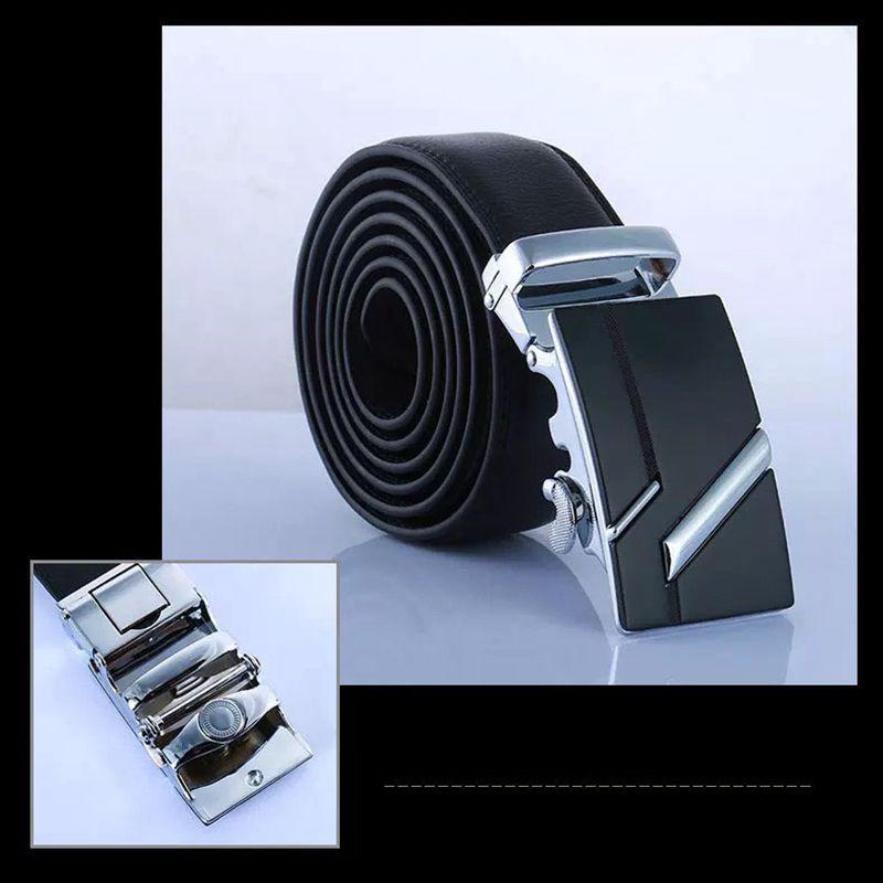 Montre quartz ceinture en cuir avec portefeuilles style décontracté