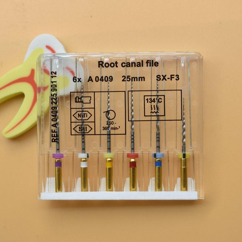 Dental rotary arquivos super superfiles universal acessórios agulha uso dentista endodôntico arquivos para arquivos de limpeza do canal radicular