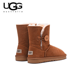 NEW Ugg Boots 5803 Shimmers Classic Short Sequin Boot Uggs Australia Boots Women Wool Snow Boots Ugg Winter Shoes Women