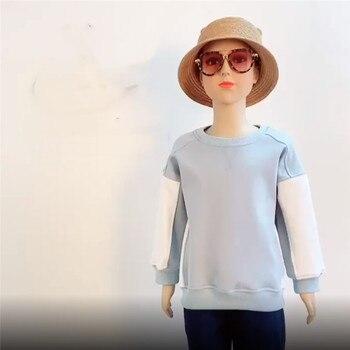 Kidsalon, sudaderas con capucha para niños, diseño de animales, prendas de vestir para otoño e invierno, sudaderas para niños, ropa para bebés, jerséis de algodón 2 a 6 años