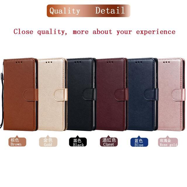 For Samsung A52 A72 A71 A02S A11 A12 A21S A31 A32 A41 A42 A51 A71Flip Leather Wallet Case For Galaxy A52017 A6 A7 A8 2018 Case 6