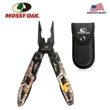 MOSSY OAK Multi Tools 21 in 1 Folding Plier wire stripper multi pliers Outdoor Survival Kits Multitool Camping