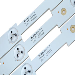 "Image 5 - 100% NEW Original LED Backlight strip 9 PCS/lot 39"" LED strip SW 39 3228 05 REV1.1 120814 5 LEDS(1 LED 3V) 420mm"