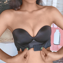 Push Up Invisible Strapless Seamless Bralette RK