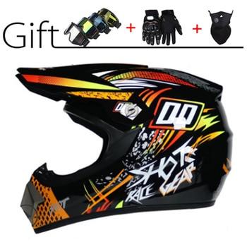 2020 nuevo casco de Motocross todoterreno profesional ATV Cross cascos MTB DH casco de Moto de carreras Dirt Bike Capacete de Moto cas