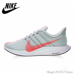 Original Nike Sneakers Zoom Pegasus Turbo 35 Men's Lifestyle Sport Outdoor Running Shoes