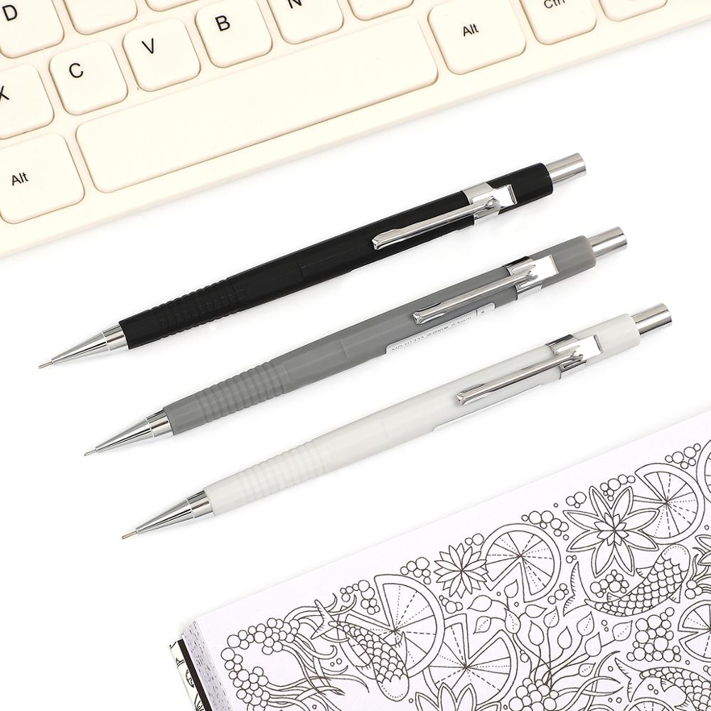 1pc 0.3mm Creative Simplicity Mechanical Pencil  Refill Writing Professional Painting Automatic Pencils Art Supplies Kawaii