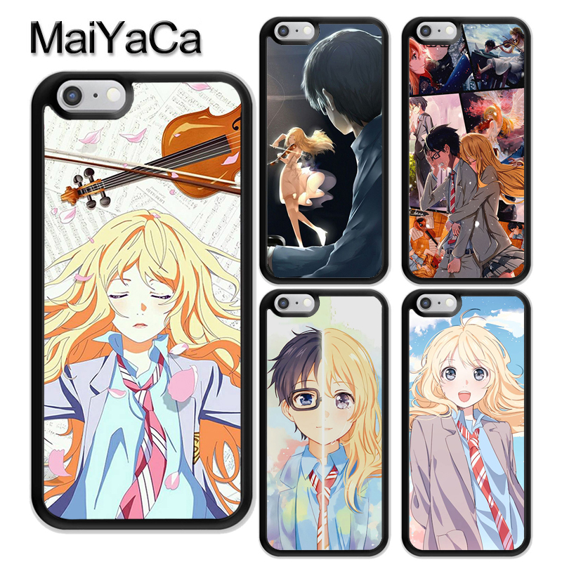 coque iphone 8 your lie in april