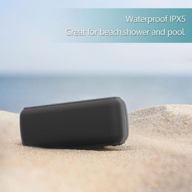 60W anti-drop bluetooth waterproof portable column bass speaker subwoofer super bass USB/TF card music center sound bar
