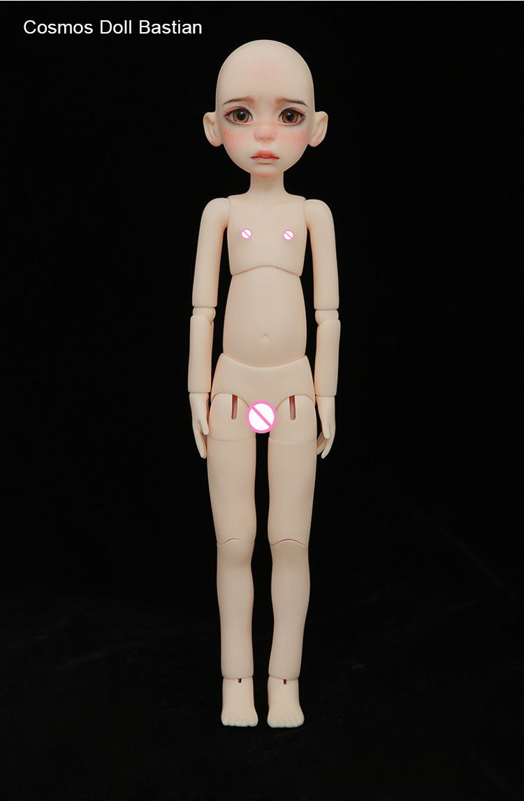 4 modelo de corpo do bebê meninas
