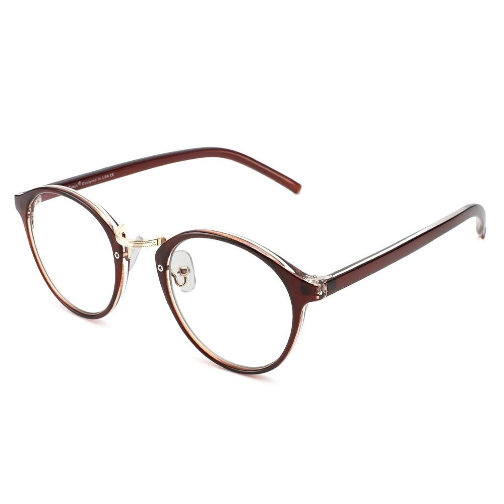 Cyxus Anti Blue Light Computer Glasses For Blocking UV Headache [Anti Eye Eyestrain] Unisex -8065