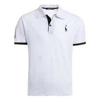 100% Cotton Polo Giraffe T Shirt  1