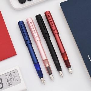 Image 3 - 2020 새로운 도착 KACO SKY II 시리즈 회화 만년필 EF Nib 고급 패션 잉크 펜 쓰기 사무 용품에 대 한