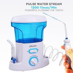 2019 elektrische Zahn Reinigung Instrument Tragbare Oral Irrigator Dental Wasser Zahnseide Bewässerung Wasser Flosser Oral Hygiene