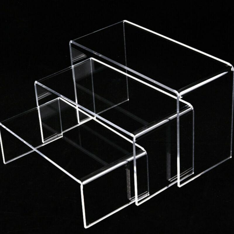 3 4 5 Inch Square Acrylic 1 8
