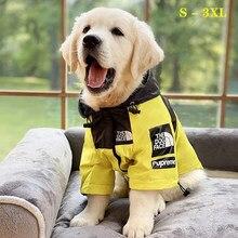 Haustier Hund Wasserdichte Mantel Outdoor Jacke Hund Regenmantel Reflektierende Weste Pet Outdoor Kleidung für Kleine Medium Große Hunde Haustier Jacke
