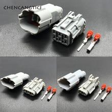 Connecteur de lampe électrique pour voiture, 1 ensemble 2 3 6 broches