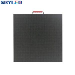 Image 2 - Nova p3.91 conduziu a garantia interna alta res 3840hz da parede video do painel 500x500mm