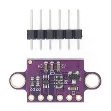 20 قطعة VL53L0X وقت الطيران (ToF) الليزر تتراوح الاستشعار اندلاع 940nm GY VL53L0XV2 ليزر المسافة وحدة I2C IIC
