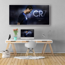 Wall Art Canvas Modular Picture Sports CR7 Cristiano Ronaldo HD Printed Boys Room Home Decoration Posters NO Frame Painting core