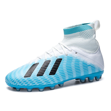 Soccer Shoes Men Football Boots Cleats Adults Kids Sport Training Sneakers Chaussures De Football Hombre FG/AG Soccer Sneakers