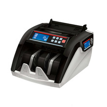 Fake Money Detector Banknote Money Counter 5800d Uv/mg Multi Currency Counting Machine Lcd Display Note Counting Machine