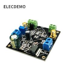 Amplificador de voltagem ad620, módulo ad620, amplificador diferencial de sinal pequeno com ponta única/diferencial