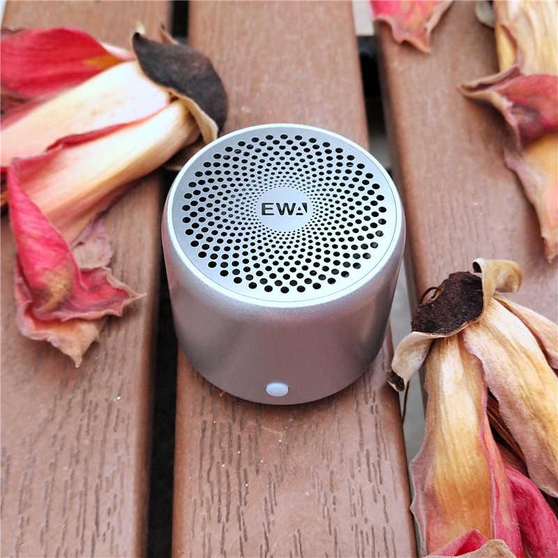 มินิบลูทูธลำโพงพกพา,Bass,EWA A106Pro ลำโพงแบบพกพา Bluetooth 5.0 สำหรับกลางแจ้ง,บ้าน,ฝักบัว
