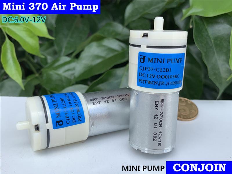 CJP37-C06A1 DC 5V 6V Mini 27mm RF-370CA Motor Air Pump