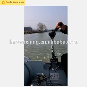 2019 Chinese Hot Sale Electric Trolling Motor for Boat On Sales!