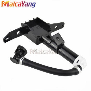 For Subaru Forester 2007-2012 Car Styling Left Right Side Front Headlight Cleaning Washer Nozzle Pump 86636-SC010 86636-SC000 image