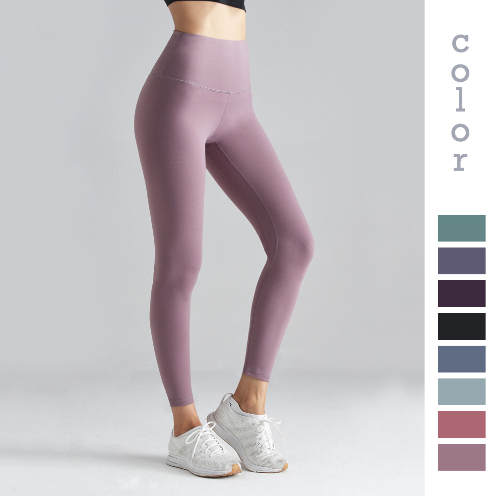 Moonglade Gym Leggings Seamless Yoga Pants Fitness Running Sports Clothes Women High Waist Elasticity Abdomen Slim Solid Color Yoga Pants Aliexpress