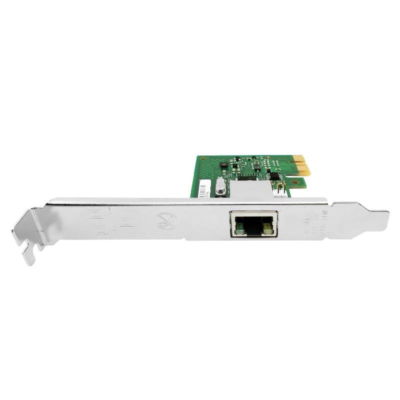 I210 Ethernet Server Adapter  ,Intel I210 Chip PCIe2.1 X1 RJ45 Single port 1000M 4