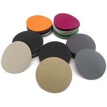 Sanding-Discs Sandpaper Polishing for Grinding 60-To-10000-Grits 30PCS 100MM Hook Hook