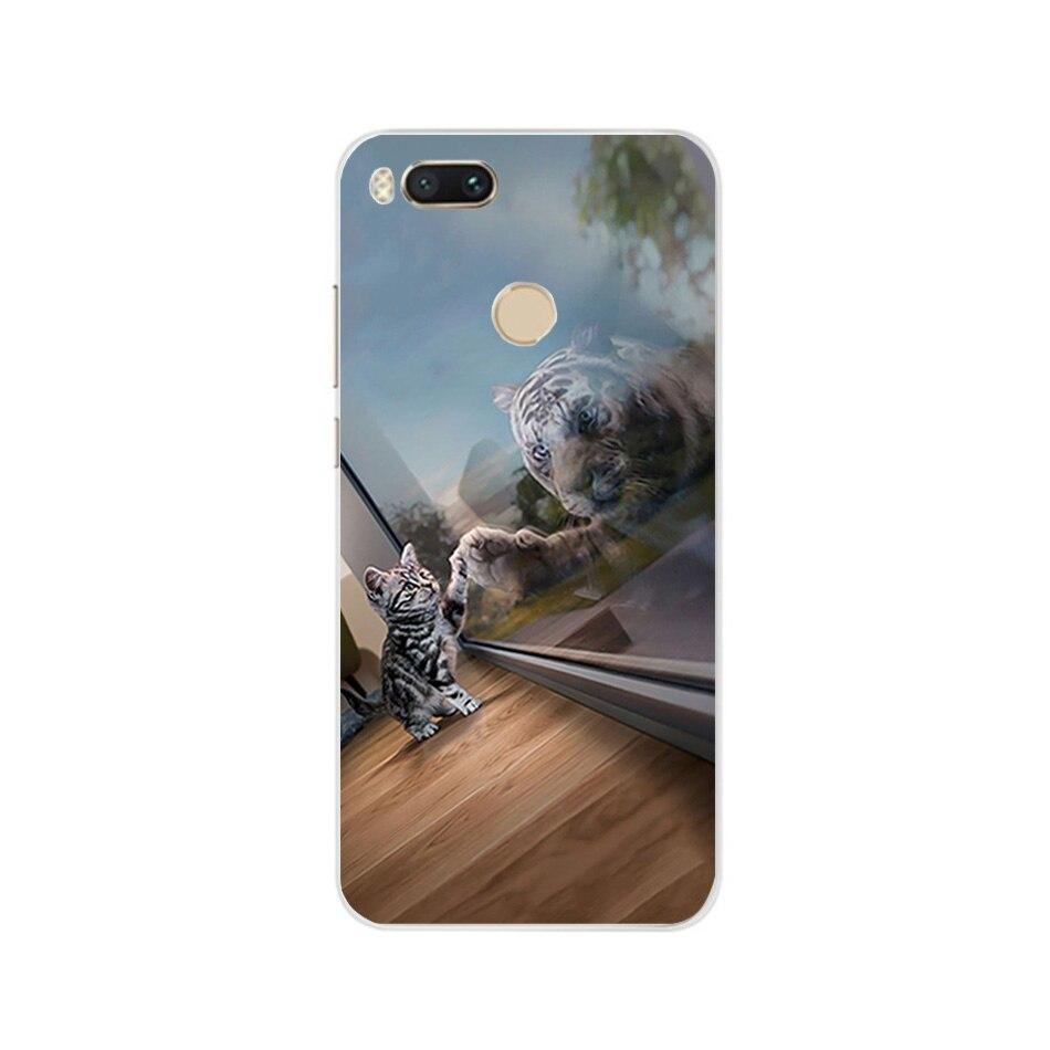 for Xiaomi Mi A1 phone case tpu cute Silicone Case for fundas Xiomi Xiaomi mi A1 5X miA1 Mi A 1 5 X case back bumper coque Cover Pakistan