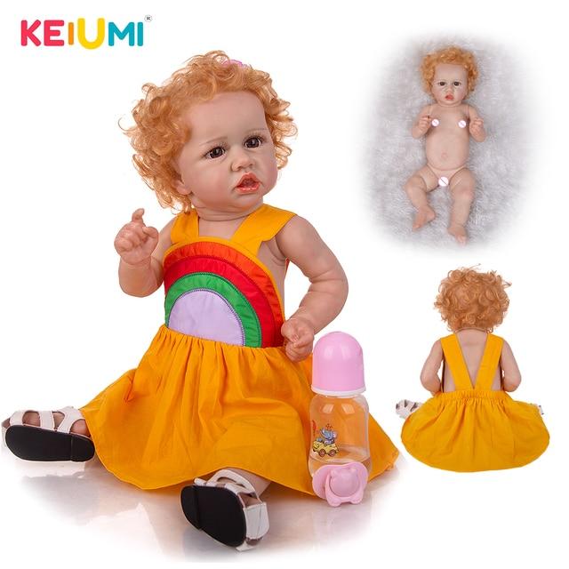 Кукла-младенец KEIUMI 23D206-C599-H20-H162-S34 1