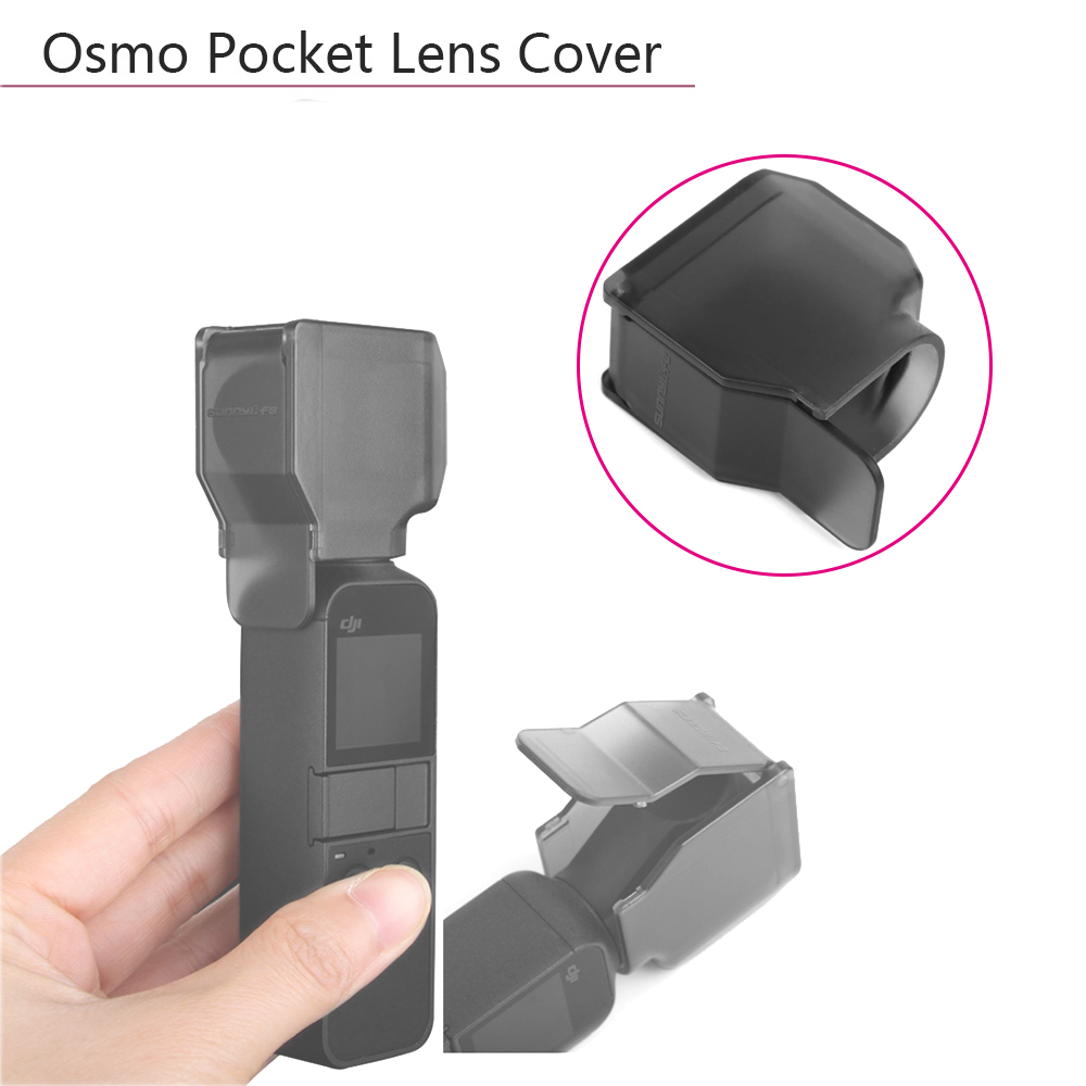 Camera Lens Hood Cap Case Cover Gimbal Protector For DJI OSMO POCKET Accessories