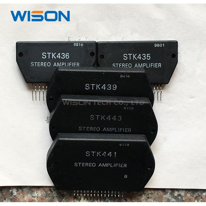 New And Original STK435 STK436  STK439 STK441  STK443  Module
