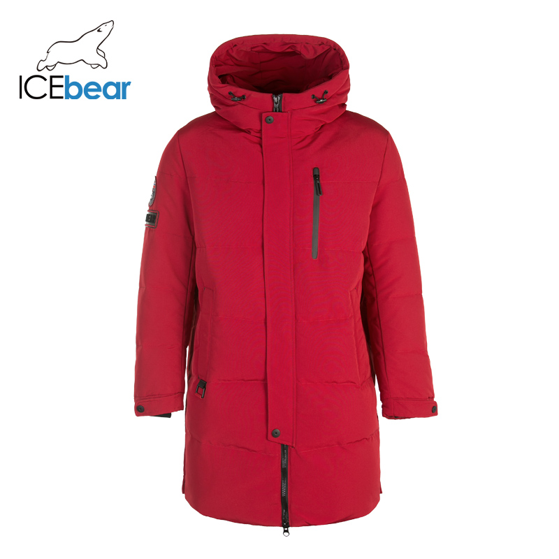 ICEbear 2019 New Men's Down Coat High Quality Men's Warm Clothing Brand Apparel YT8117100