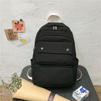 Girls School Bags for Teenage Backpack Women Bag School Lightweight Nylon Student Bookbag Female Teen Schoolbag Preppy Style New